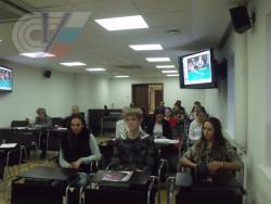VIII Московская научно-практическая студенческая конференция: «Медико-биологические проблемы спорта высших достижений», 5 ноября 2013 г.